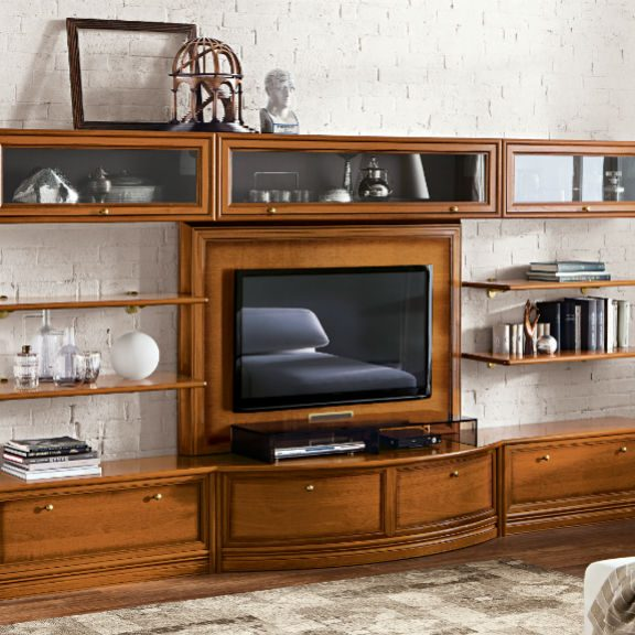NOSTALGIA LIVINIG I – TV UNIT